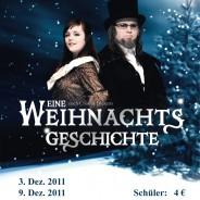 """Theatertipp: """"Eine Weihnachtsgeschichte"""""""