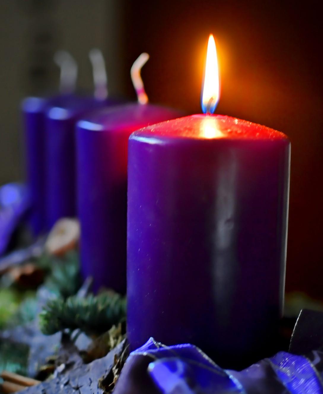 gedanken zum advent die vier kerzen advent glaube. Black Bedroom Furniture Sets. Home Design Ideas
