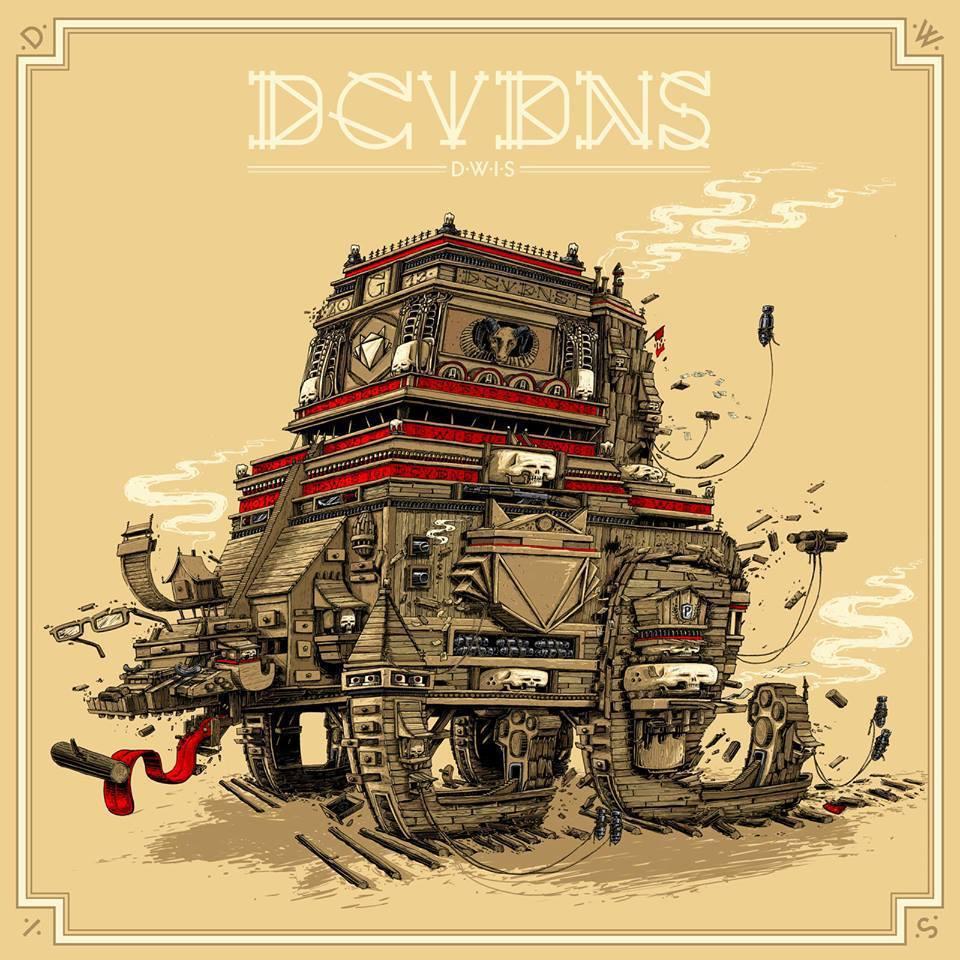 dcvdns album