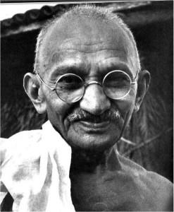 Die Welt hat genug für jedermanns Bedürfnisse, aber nicht für jedermanns Gier. Mahatma Gandhi