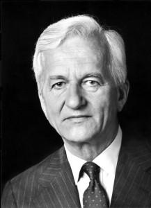 Bundespräsident Richard von Weizsäcker (1920-2015)