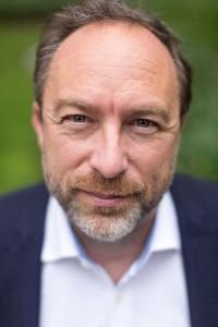 Jimmy Wales gründete 2001 Wikipedia. (Quelle: Wikipedia.de / VGrigas (WMF))