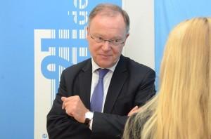Bereits zum zweiten Mal hatten wir die Gelgenheit Ministerpräsident Stefan Weil zu interviewen.