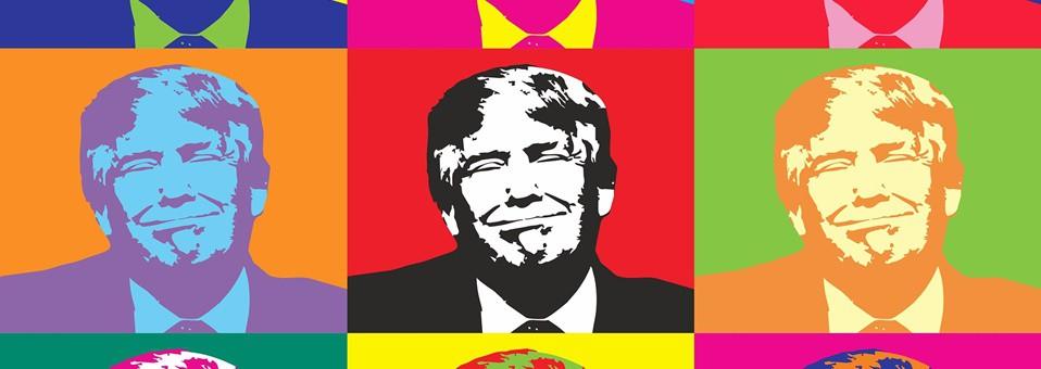Verzweifelt gesucht: Trumps gute Seite