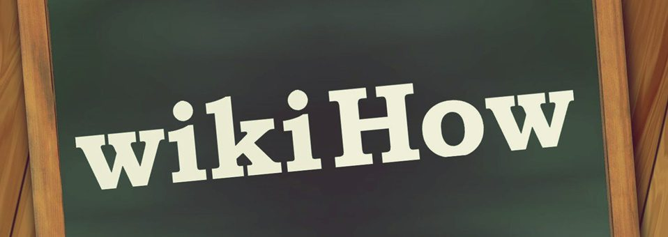 Einen Artikel über WikiHow schreiben