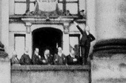 Der 9. November – Schicksalstag der Deutschen