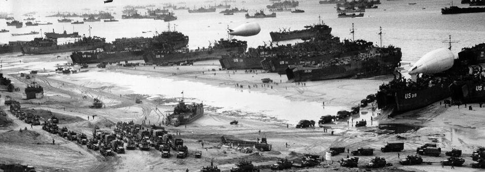 Der D-Day – Der Anfang vom Kriegsende