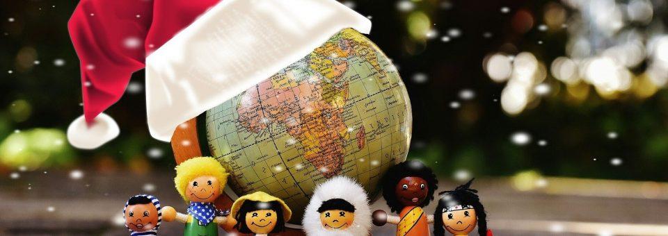 Verrückte Weihnachten – Was macht der Pudding an der Decke?
